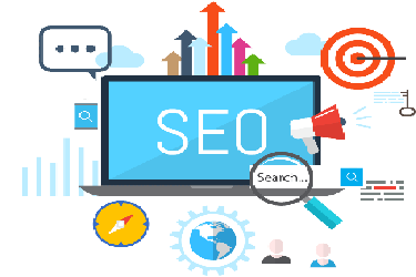 SEO service icon png